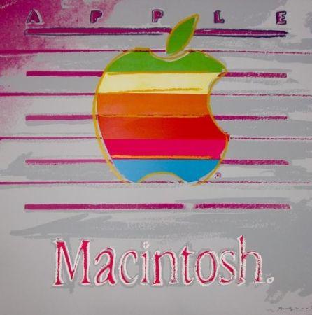 シルクスクリーン Warhol - Apple (FS II.359) Trial Proof