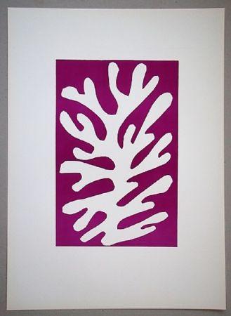 リトグラフ Matisse - Arbre De Neige