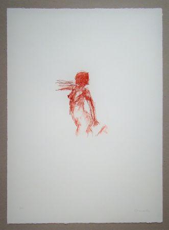 リトグラフ Garache - Argolette Claire