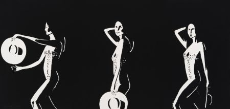 多数の Katz - Ariel Black
