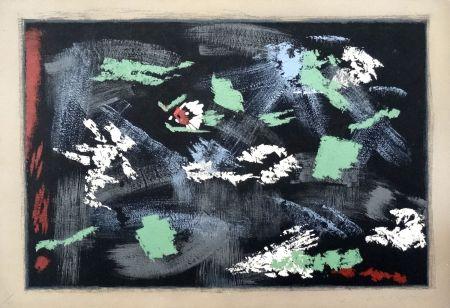 リトグラフ Masson - Arthur Rimbaud : Une saison en Enfer