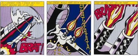 オフセット Lichtenstein - As I Opened Fire