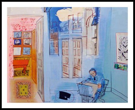 リトグラフ Dufy - ATELIER DE L'IMPASSE