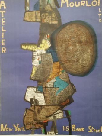 掲示 Esteve - Atelier Mourlot - New York