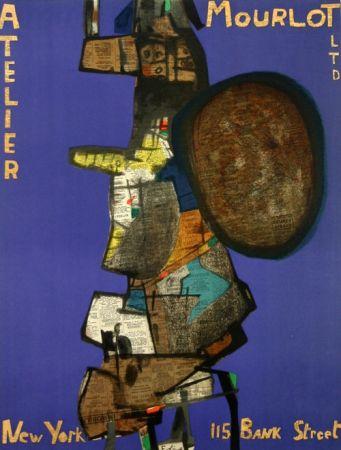 リトグラフ Esteve - Atelier Mourlot New York