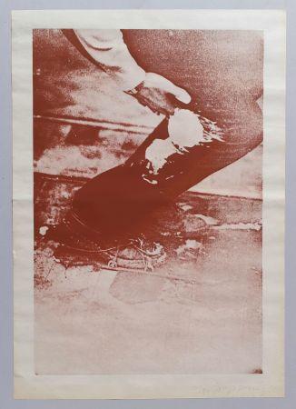 シルクスクリーン Beuys - Aus Eurasienstab