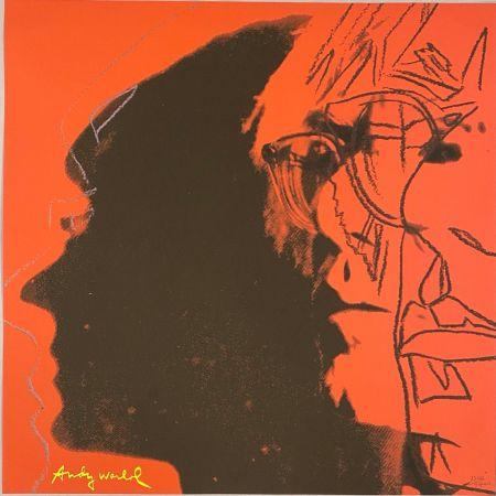 オフセット Warhol - Autoportrait