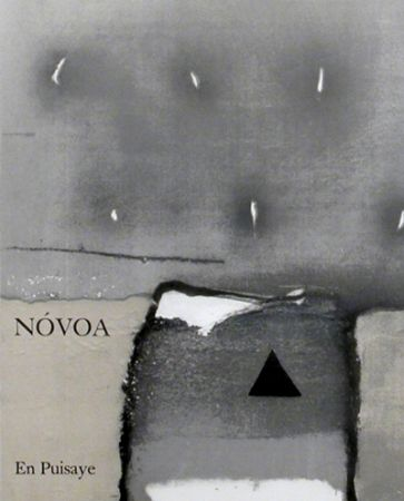 挿絵入り本 Nóvoa - Autopsie d'un tableau