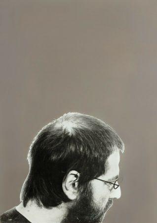 シルクスクリーン Pistoletto - Autoritratto, 1970