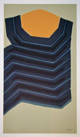 リトグラフ Ubac - AVL Zürich, 1974