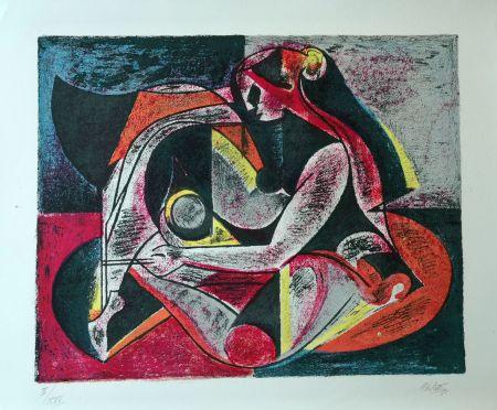 リトグラフ Carletti - Balletti 2