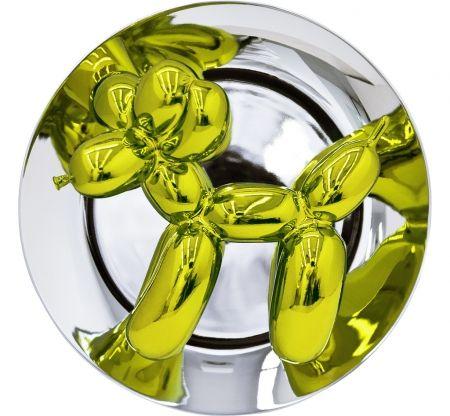 技術的なありません Koons - Balloon Dog Yellow