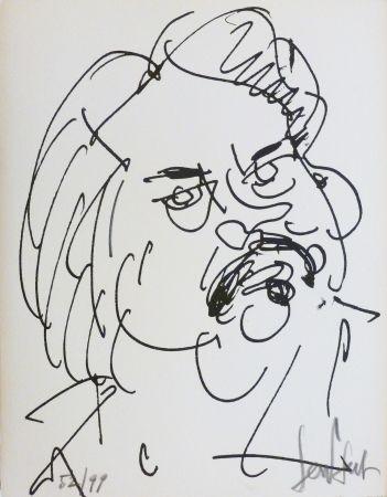 リトグラフ Paul  - Balzac