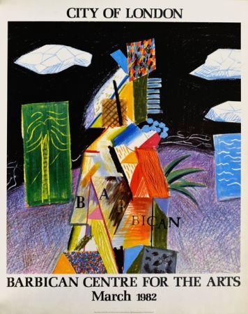 技術的なありません Hockney - Barbican Centre for the Arts