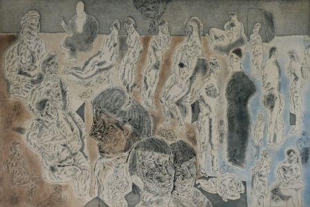 エッチングと アクチアント Cuevas - Barrion chino I