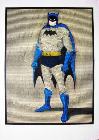 木版 Ramos - Batman