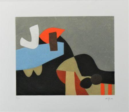 エッチングと アクチアント Afro - Baudelaire