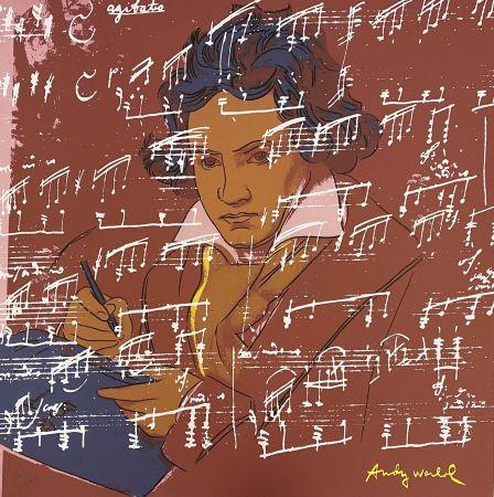 オフセット Warhol - Beethoven