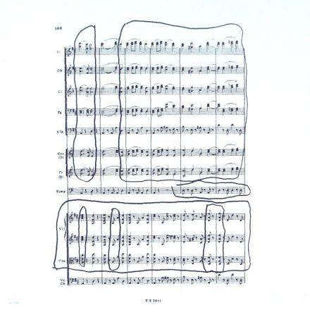 挿絵入り本 Chiari - Beethoven Sinfonia, n. 9 in d. minore opera 125. Pensieri e immagini di Daria