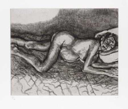 エッチング Freud - Before the Fourth