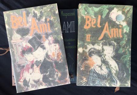 挿絵入り本 Grau Sala - BEL-AMI. Lithographies originales de Grau-Sala
