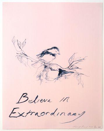 リトグラフ Emin - Believe in Extraordinary