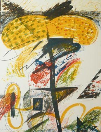 リトグラフ Duran Benet - BELIZE 8