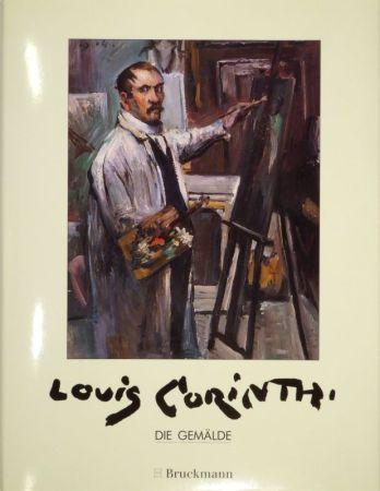 挿絵入り本 Corinth - BEREND-CORINTH, Charlotte. Lovis Corinth. Die Gemälde. Werkverzeichnis.
