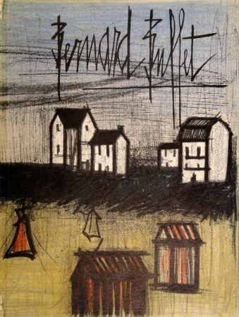 挿絵入り本 Buffet - Bernard Buffet. Werkverzeichnis der Lithographien. 1952-1966.