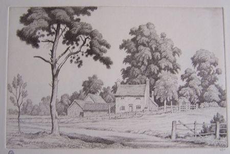 彫版 Strang - Birch Farm, Hove, Sussex