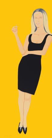 エッチングと アクチアント Katz - Black Dress - Yvonne
