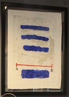 カーボランダム Coignard - Bleu syncopes