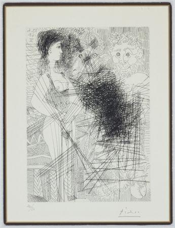 彫版 Picasso - Bloch 1662 (347 Series)