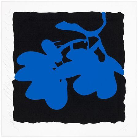シルクスクリーン Sultan - Blue, May 10, 2012