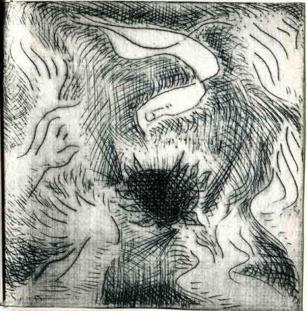 エッチング Masson - BOISSONNAS (Edith). Limbe.