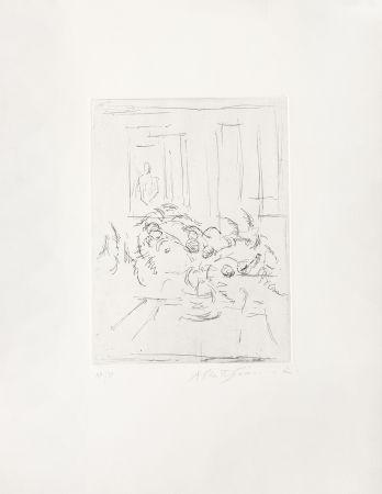 彫版 Giacometti - Bouquet I
