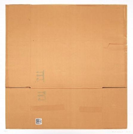 リトグラフ Faldbakken - Box 1