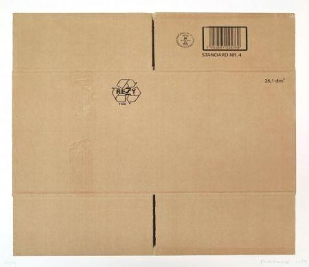 リトグラフ Faldbakken - Box 2