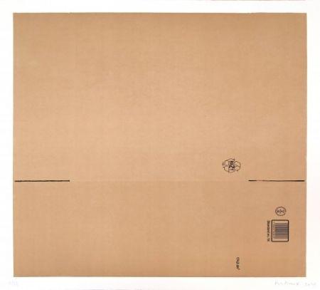 リトグラフ Faldbakken - Box 4