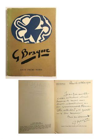 挿絵入り本 Braque - Braque (1958)