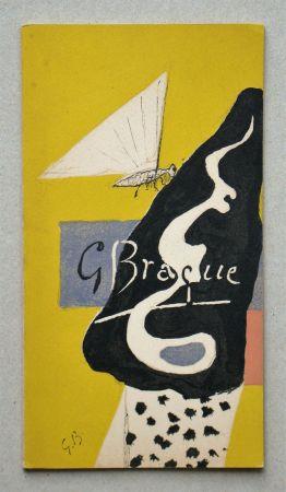 挿絵入り本 Braque - Braque Graveur