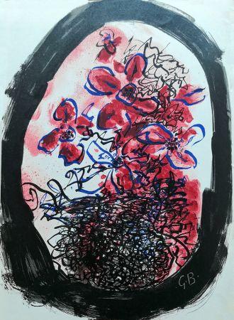 挿絵入り本 Braque - Braque Lithographe