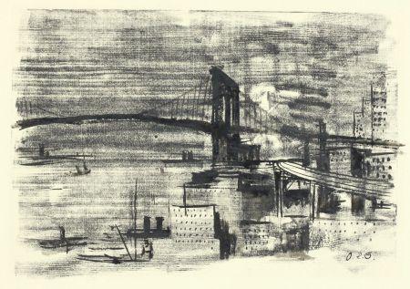 木版 Schatz - Brooklyn Bridge