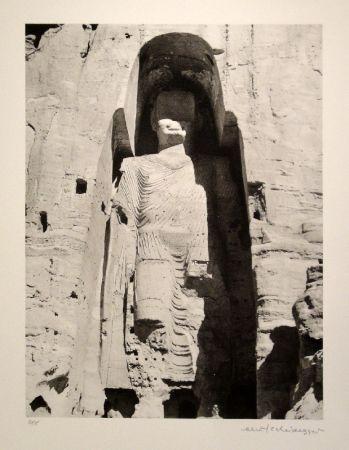 技術的なありません Scheidegger - Buddha-Monument im Bamiyan-Tal, Afghanistan