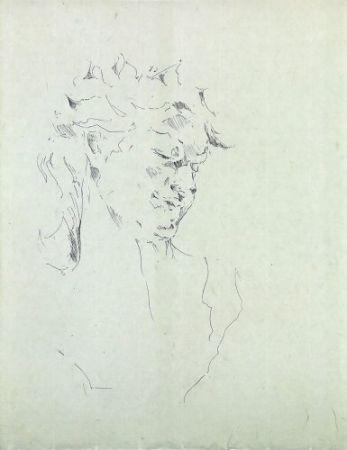 彫版 Paul P - Bust de la Bacant II