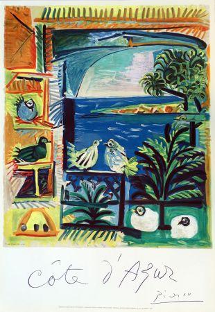 掲示 Picasso - Côte d'Azur