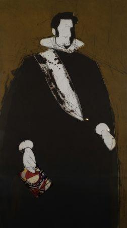 彫版 Valdés - Caballero V