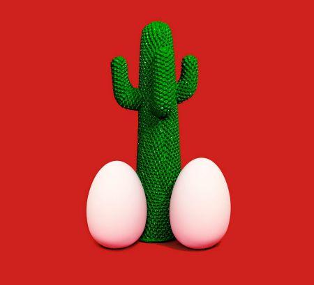 技術的なありません Cattelan - Cactus God