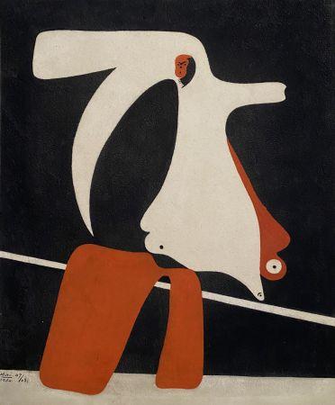 ステンシル Miró - Cahiers d'Art