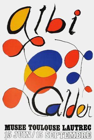 掲示 Calder - CALDER 72 : Exposition à ALBI.